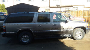 Looking to trade for a half ton four by four six seater