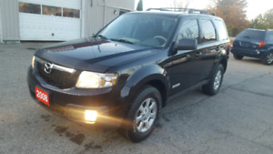 2008 MAZDA TRIBUTE ***CERTIFIED***
