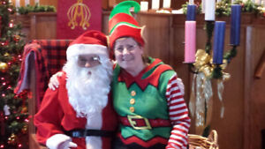 Breakfast with Santa at St. Andrew's United Church