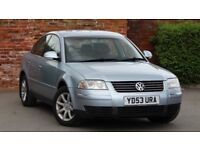 2004 VW PASSAT 1.9 TDI HIGHLINE, 97,000 FSH, 130 BHP