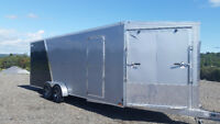 FACTORY OUTLET PRICING ON HIGH QUALITY ALUM. ENCLOSED TRAILERS! Saint John New Brunswick Preview