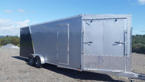 FACTORY OUTLET PRICING ON HIGH QUALITY ALUM. ENCLOSED TRAILERS!