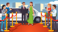 Looking for Part-Time Limo Driver