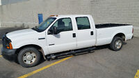 2007 Ford F-250 XL SD Turbo Diesel 8100 nego