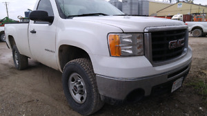 2009 sierra