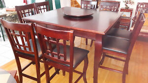 Gorgeous 8 Person Dining Table