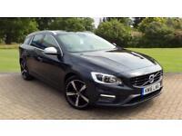 2016 Volvo V60 D3 (150) R DESIGN Lux Nav Wint Manual Diesel Estate