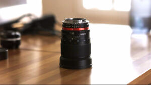 Rokinon 35mm f/1.4 AS UMC Lens - FOR SONY E or FE Mount