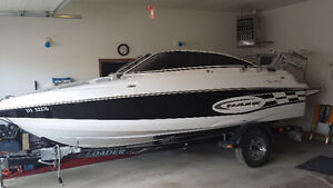 Immaculate Campion Chase 550 IBR  18.5 foot