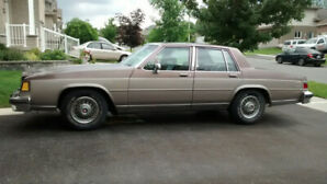 1984 Buick LaSabre Limited Edition