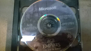jeux age of empire , the age of kings, and conquerorsexpansion Saguenay Saguenay-Lac-Saint-Jean image 3