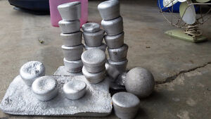 Pure aluminium nuggets for casting and whatnot!!!!