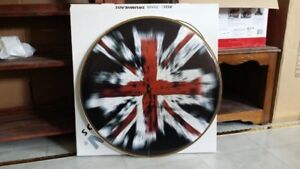 """New Aquarian bass drum heads, 22"""" and 26"""""""