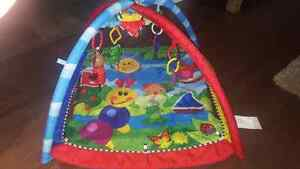 Baby floor mat mobile toy baby Einstein caterpillar and friend