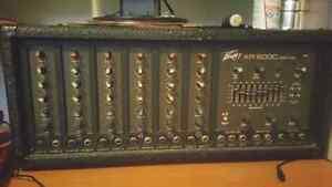 Mixer Peavey Xr600c 300 watts