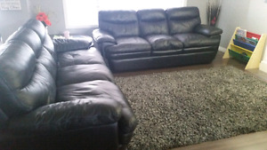2 Couches for sale