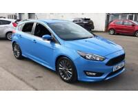 2017 Ford Focus 1.5 TDCi 120 ST-Line Powershif Automatic Diesel Hatchback