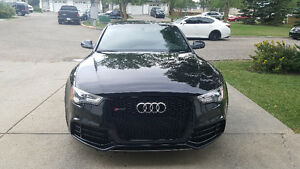2013 Audi RS5 *BLACK OPTICS* *XPEL* *Black on Black* *MINT*