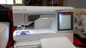 Husqvarna Designer Ruby Sewing and Embroidery Machine Prince George British Columbia image 1