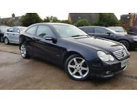 2005 Mercedes-Benz C160 Kompressor Coupe Sport Edition*Low Mileage*One Owner