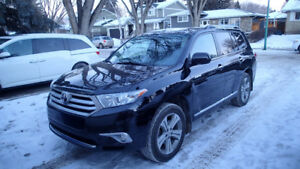 2012 Toyota Highlander Limited SUV, Crossover