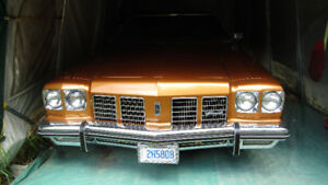 1975 Olds Delta 88 Royale AS IS - Sale or Trade