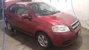 Chevy Aveo 09 For Sale