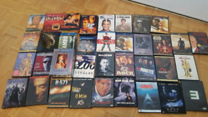 DVDs and Blu-ray multi selection MAKE AN OFFER