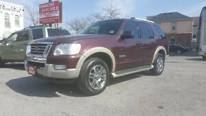 2007 2007 FORD EXPLORER 4X4 *** FULLY LOADED SUV *** CERT $7995
