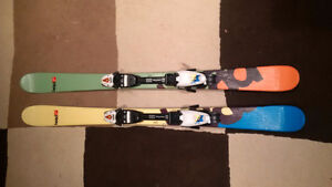 Head Freestyle Downhill Skis - 130 Length