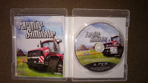 Farming Simulator game for Sony Playstation 3 - Jeux video PS3