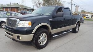 2007 Ford F-150 XLT LARIAT 4X4 ** FINANCEMENT DISPONIBLE **