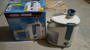 Black & Decker Juice Extractor