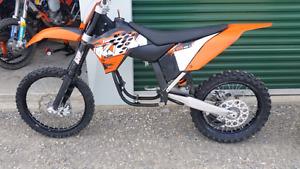 2008 Ktm 450sxf roller