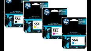 HP 564 Refilled Ink Cartridges (cheaper than big box stores)