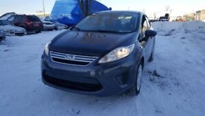 Ford Fiesta 4dr Sdn SE 2013