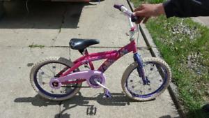 Princess bike $20