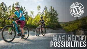 Electric Bikes (eBikes) starting at $2699.99
