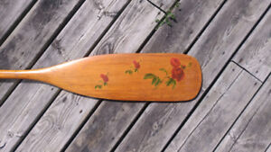 Antique Canoe or Boat Paddle- very nice