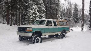 1996 Ford F-250 Pickup Truck