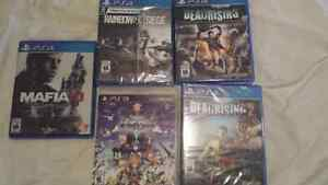 Playstation 4 Games and PS3 Game Edmonton Edmonton Area image 1