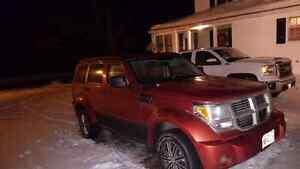 2008 dodge nitro for sale