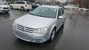 2010 Volkswagen Golf City - Automatic with only 118,000km