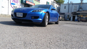 2004 rx8 for sale e safty