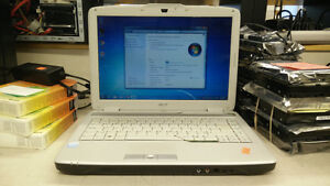 *USED* Acer Aspire 4720-4519, Dual Core @ 1.7GHz, 3GB Ram, 160GB