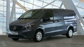 2018 Mercedes-Benz Vito 114 Van Long Panel Van Diesel Manual