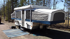 Jayco Model 1207 Tent Trailer