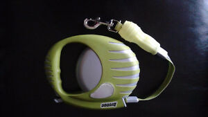 Large dog retractable leash