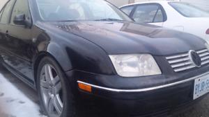 Selling  2001 MK4 VR6 $3200 OBO
