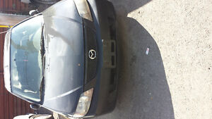2004 Mazda Protege Body style Other
